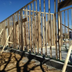 General Framing and Cornice Project in Horseshoe Bay