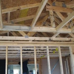 Garage Studio and General Framing in Dripping Springs, Texas